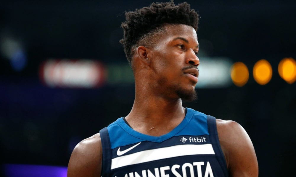 Jimmy Butler Trade Sends Twitter Into Meltdown