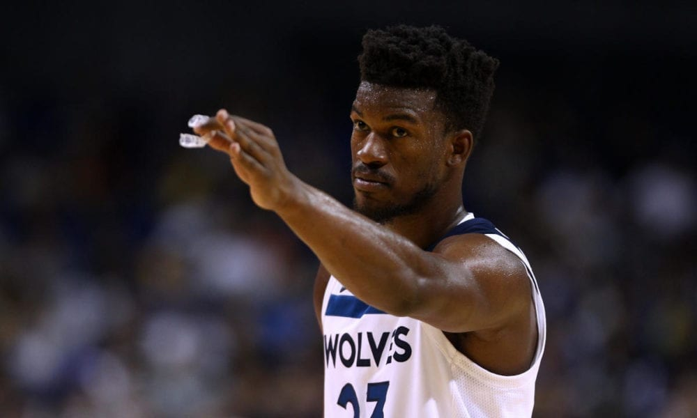 Jimmy Butler Shares All In His First Press Conference As A 76er