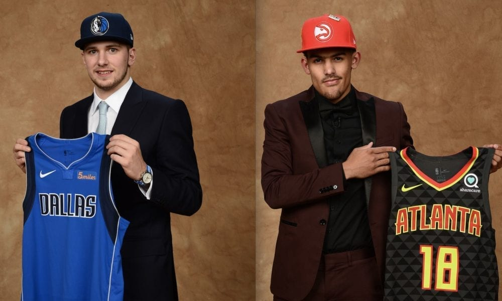 Trae Young Says He'll Be Better Than Luka Doncic