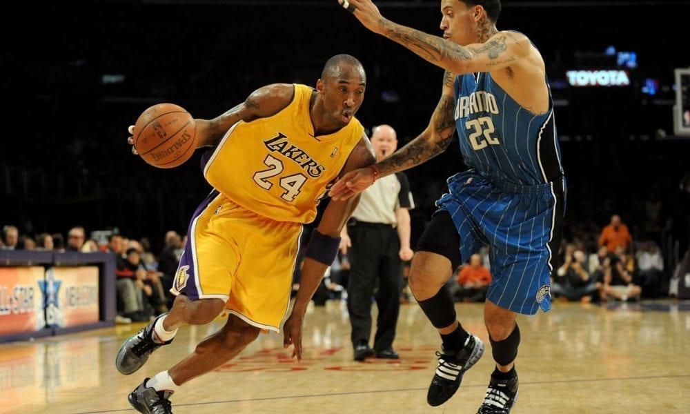 Kobe Bryant Matt barnes