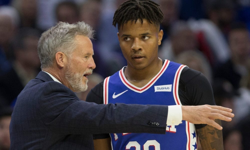 Markelle Fultz Won't Play Until He Sees a Shoulder Specialist, 76ers GM Reacts