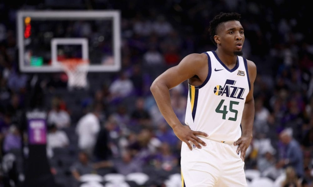 Teammates Respond To Donovan Mitchell's Historically Bad Night