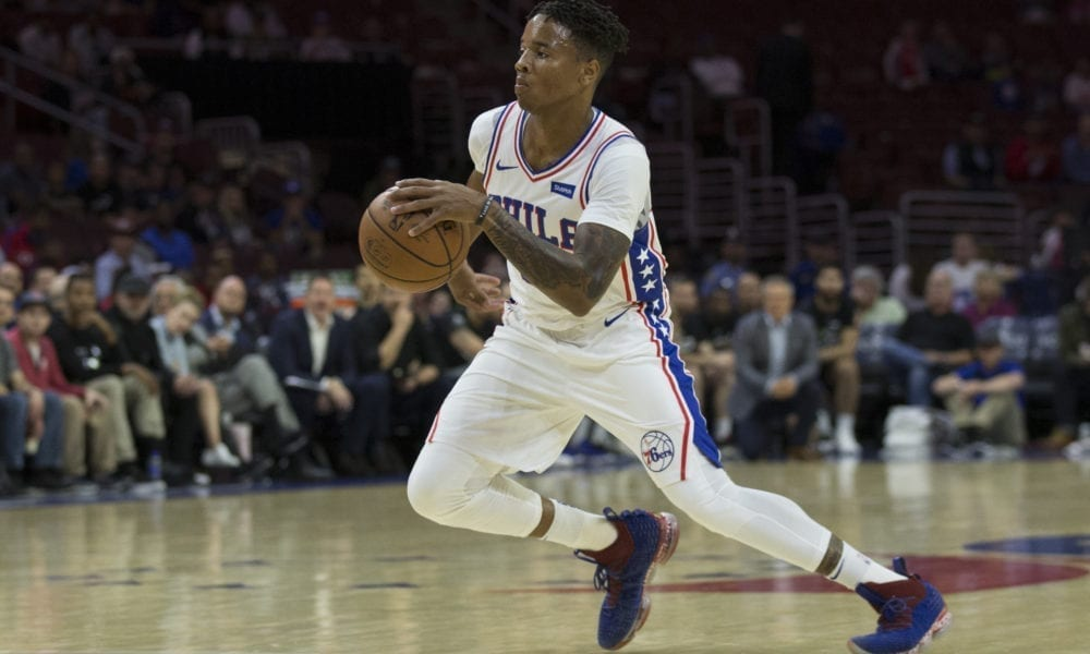 Markelle Fultz Responds To Seven Minute Night, Being Outplayed By TJ McConnell