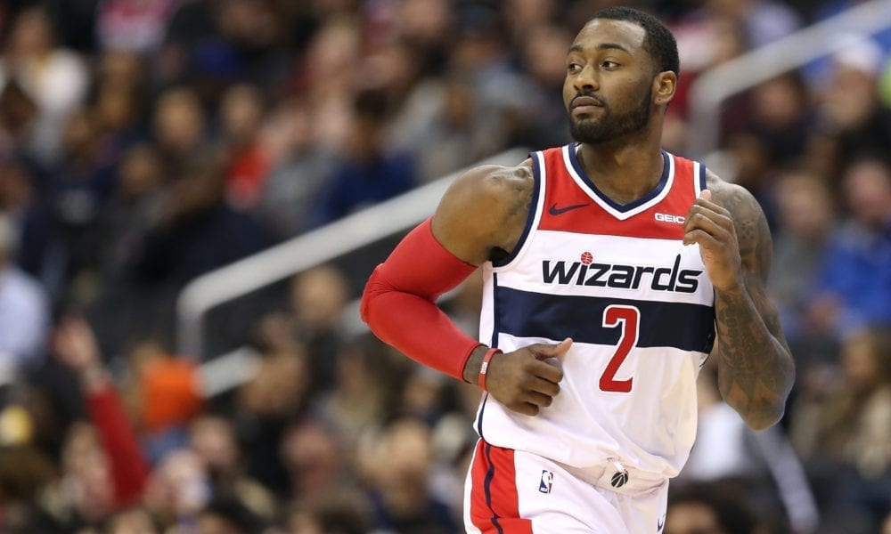 John Wall Says He Wants To Be A Wizard For Life Despite Chaos In DC