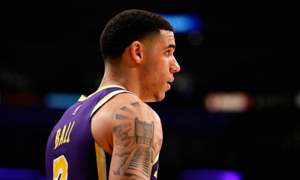 Lakers Reaping The Rewards Of An Aggressive Lonzo Ball