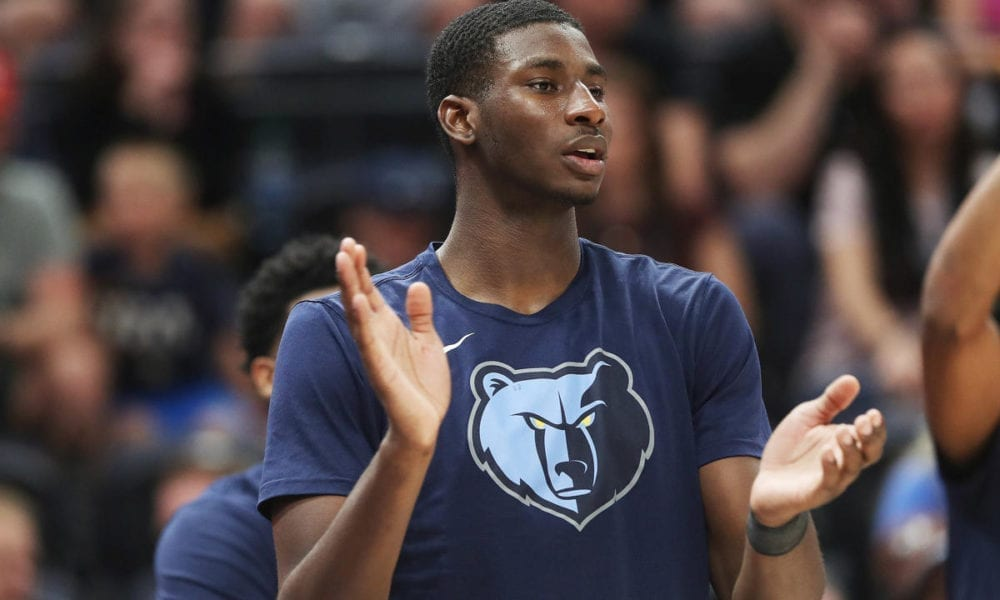 Jaren Jackson Jr. Out for Season After Suffering Meniscus Tear