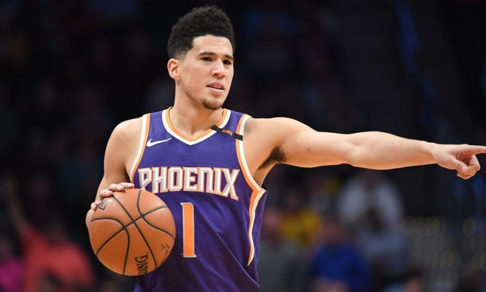 Devin Booker Superteam Phoenix