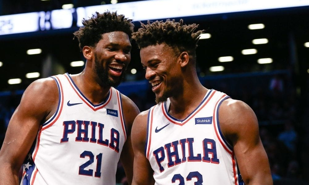 Jimmy Butler On Why He Could See Himself Calling Philadelphia Home