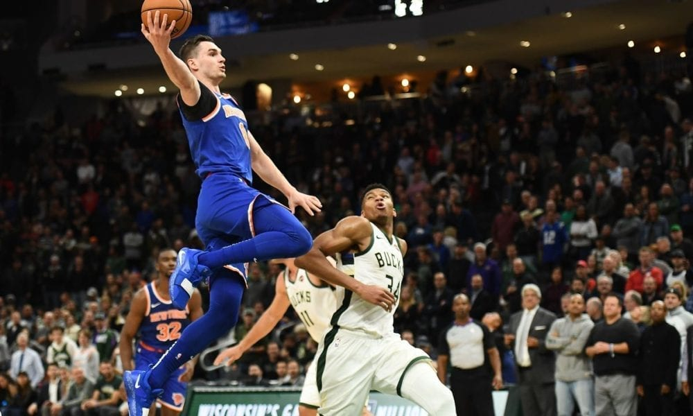 Giannis Antetokounmpo's Beef With Mario Hezonja Just Keeps Getting Better