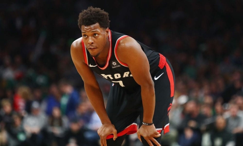 Kyle Lowry Upgraded to Probable for Game 1 vs Celtics