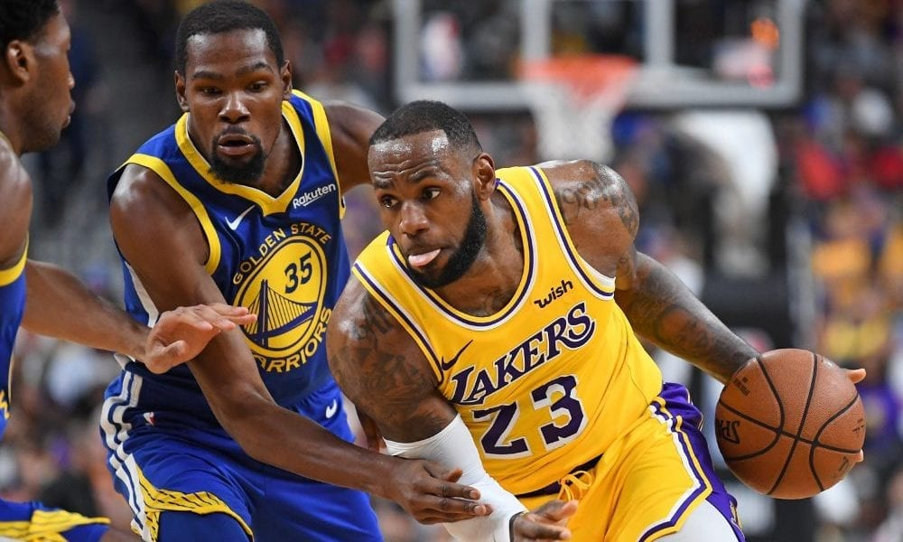 Kevin Durant Explains Why Some Stars Don't Want To Play With LeBron James