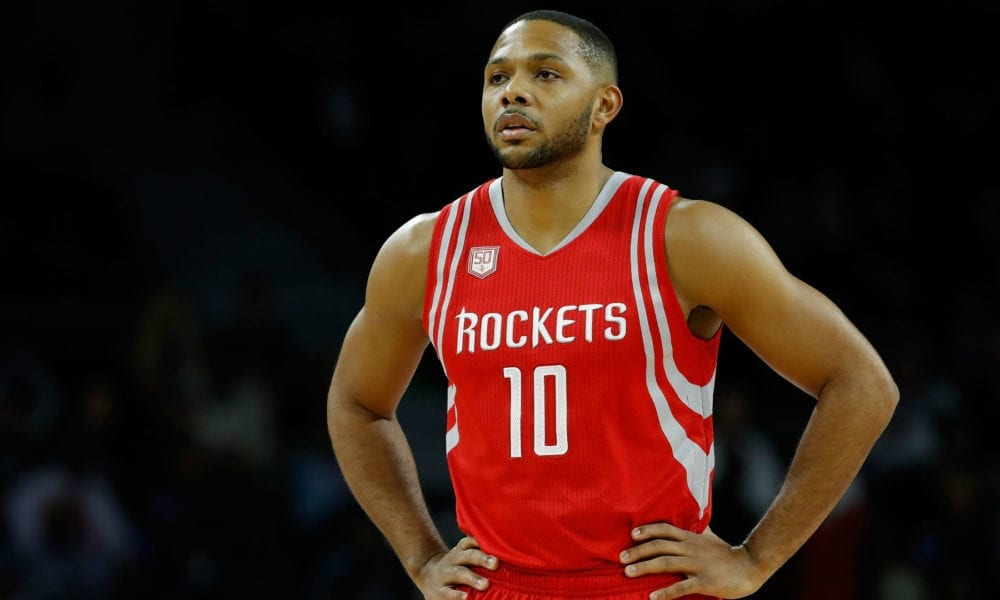 Eric Gordon: Rockets 'Not Using Some Guys The Right Way'