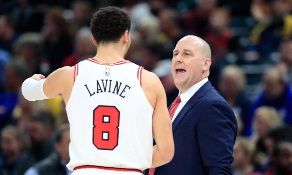 Bulls aren't happy with Jim Boylen.