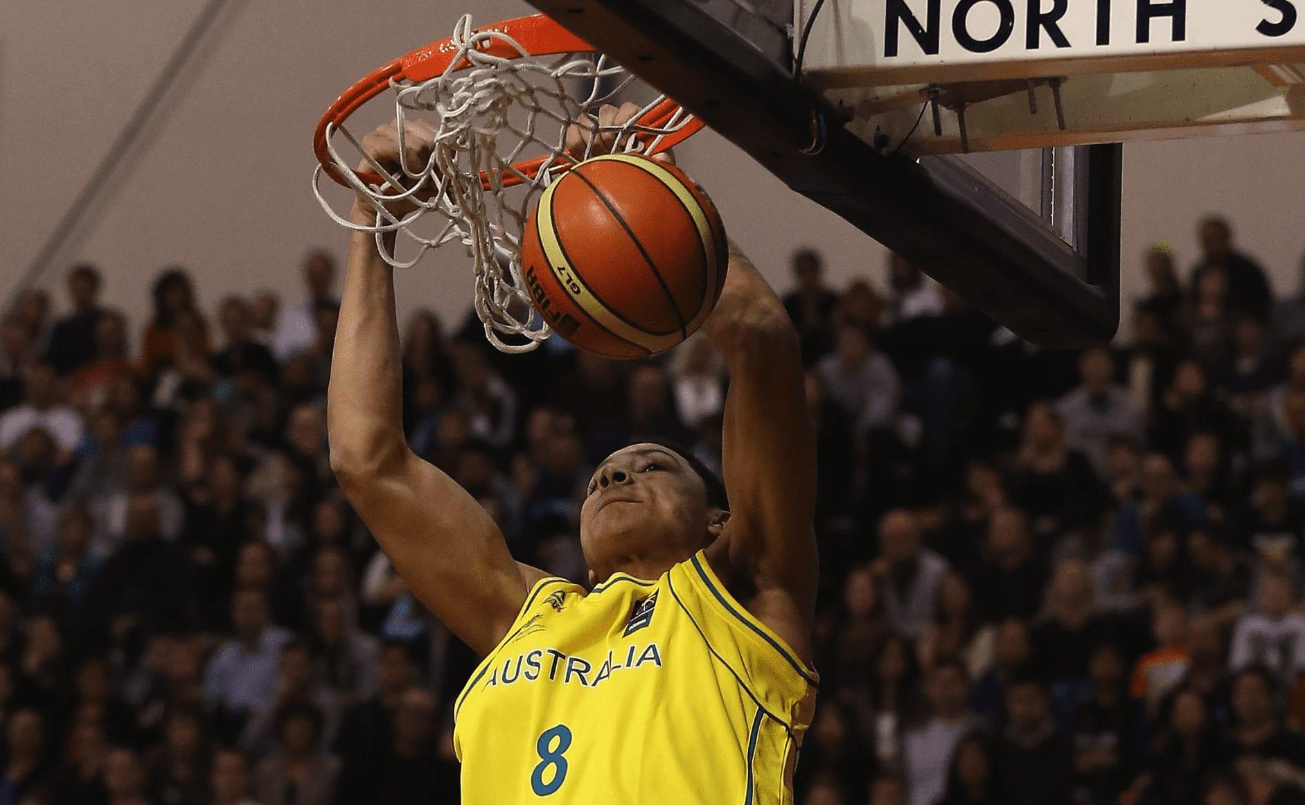 ben simmons australia basketball forever