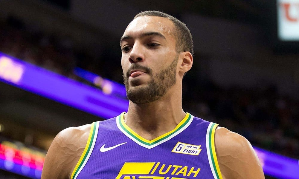 Rudy Gobert Says 'It's Going To Get Ugly' If Refs Keep Missing Calls