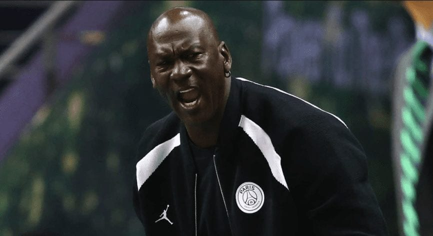 Michael Jordan Explains His Slap To Back Of Malik Monk's Head