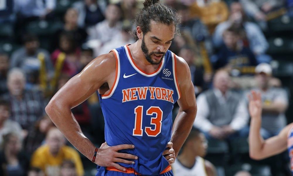 Being 'Too Lit' Ruined Joakim Noah's Knicks Career