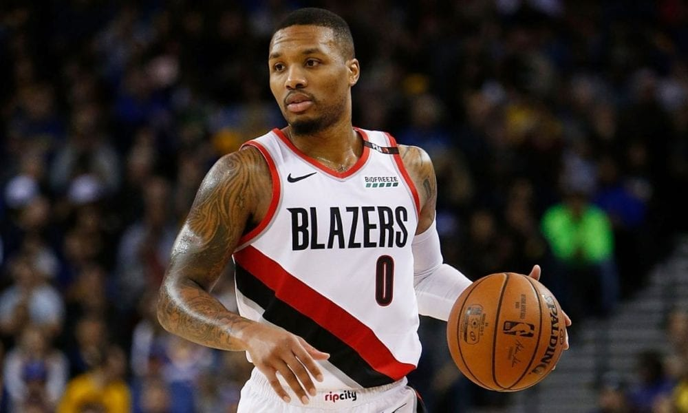 Portland Trailblazers Talk Christmas In The NBA: 'Henny And Hot Chocolate'