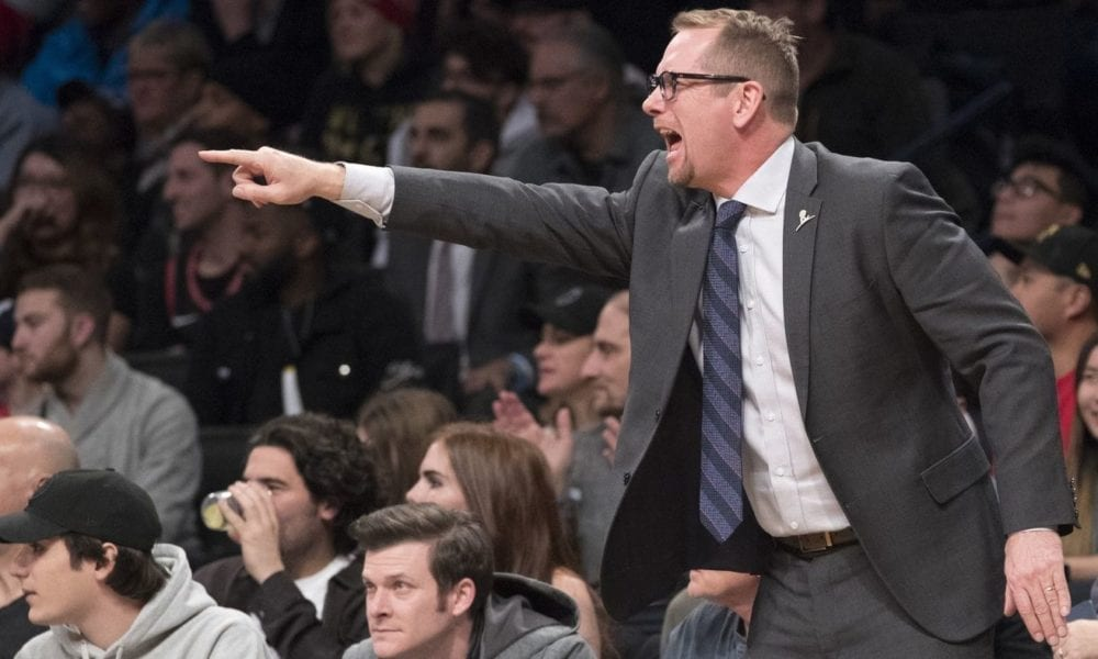Nick nurse fined for Kawhi Leonard comments