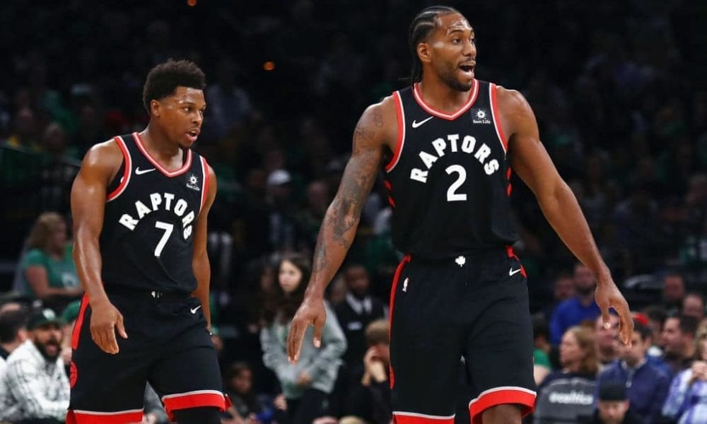 Kyle Lowry Discusses His Relationship With Kawhi Leonard