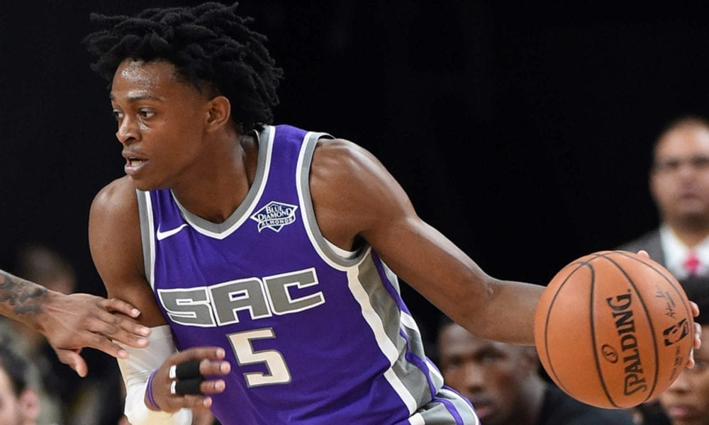 De'Aaron Fox Throws Shade At Russell Westbrook And John Wall, Says He's Faster Than Both