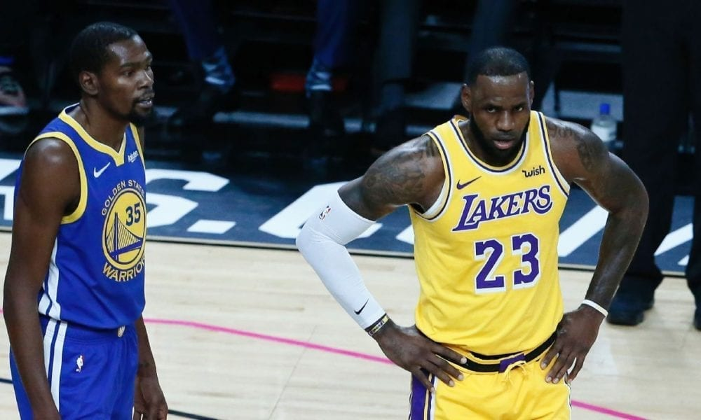 LeBron James Was 'Pissed Off' With Kevin Durant's Toxic Environment Comments