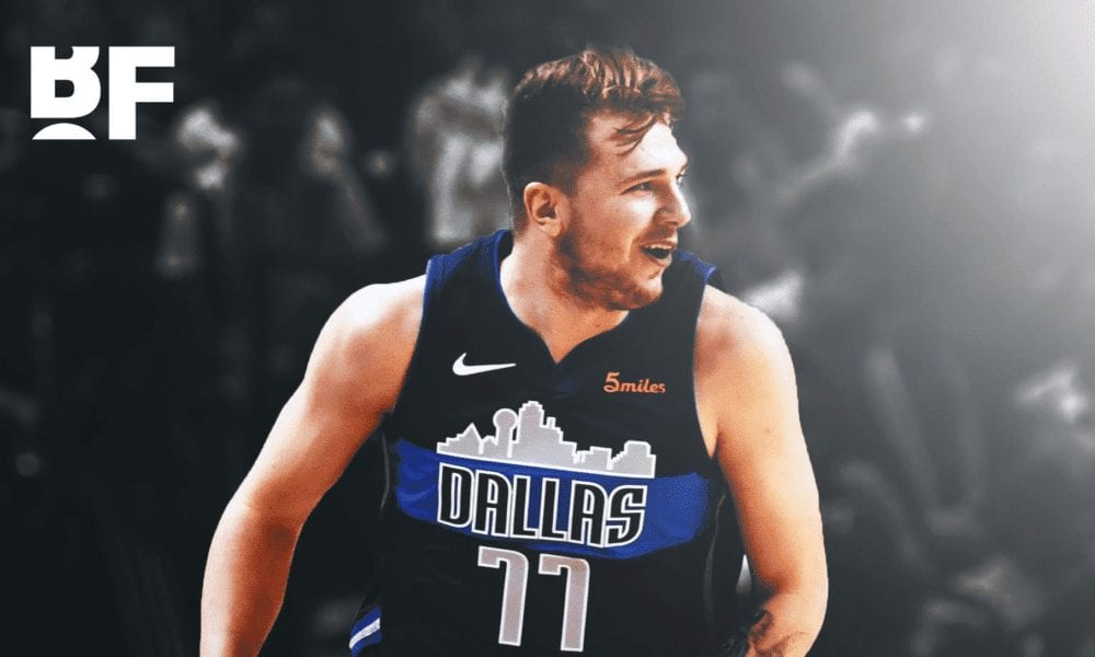 Luka Doncic On Drawing Comparisons To A Teenaged LeBron James