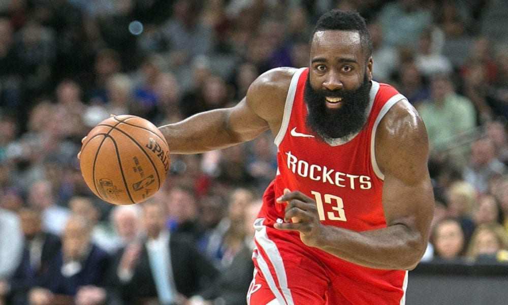 James Harden has revamped his training routines and its paying off.