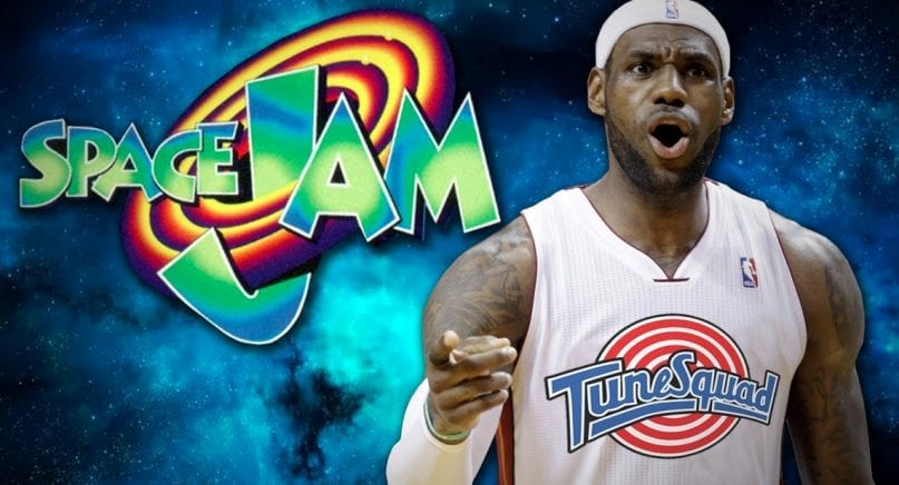 LeBron James Wasn't Always The First Choice For Space Jam Sequel