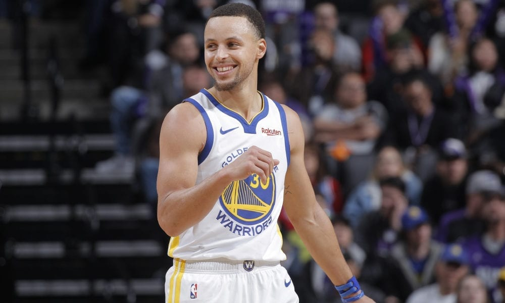 Steph Curry Wants Ray Allen, Reggie Miller Signatures As He Chases Them On All-Time 3-Point List