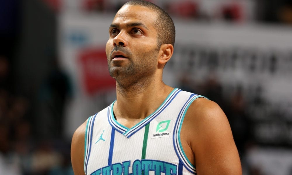 Tony Parker Opens Up On His Shock Offseason Move To Charlotte