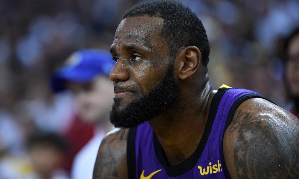 Lakers Season Hinging On Imminent LeBron James Injury Evaluation