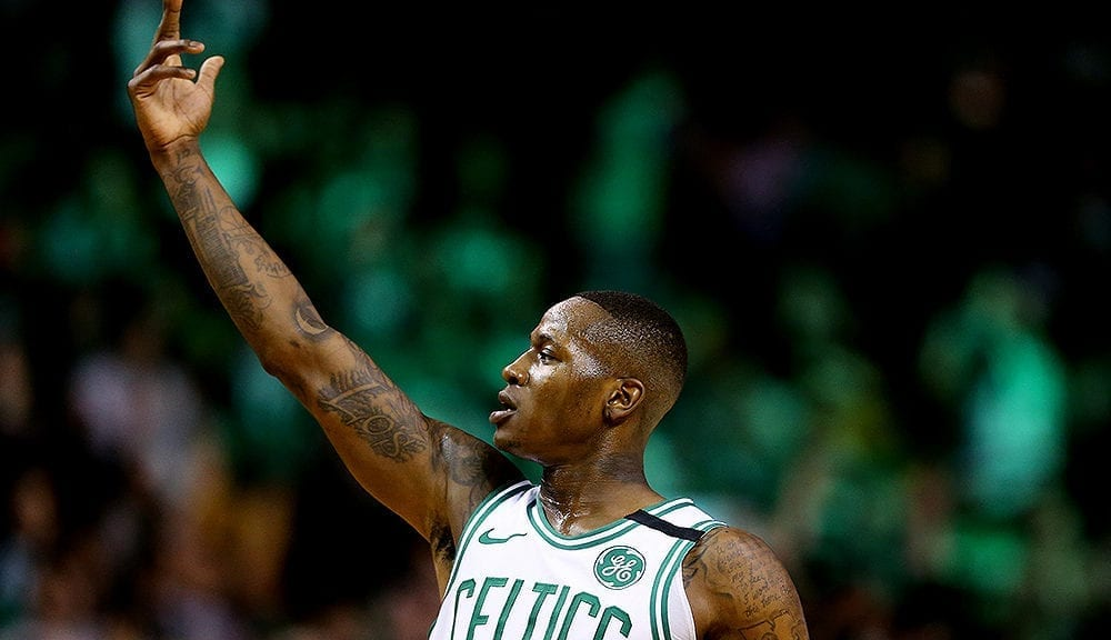 Terry Rozier Says Celtics Are Struggling Because The Team Is 'Too Talented'