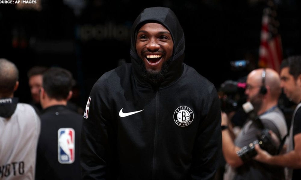 Kenneth Faried Says The Nets Lied To Him About Playing Time