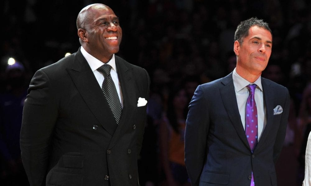 Lakers Determined To Add Second Star Before Trade Deadline