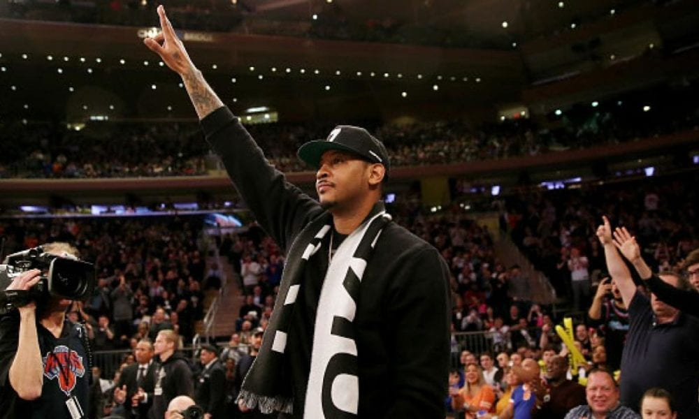 Carmelo Anthony: 'I Just Want To Be Happy' With Next Team
