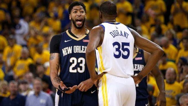 Kevin Durant Weighs In On Anthony Davis's Trade Request