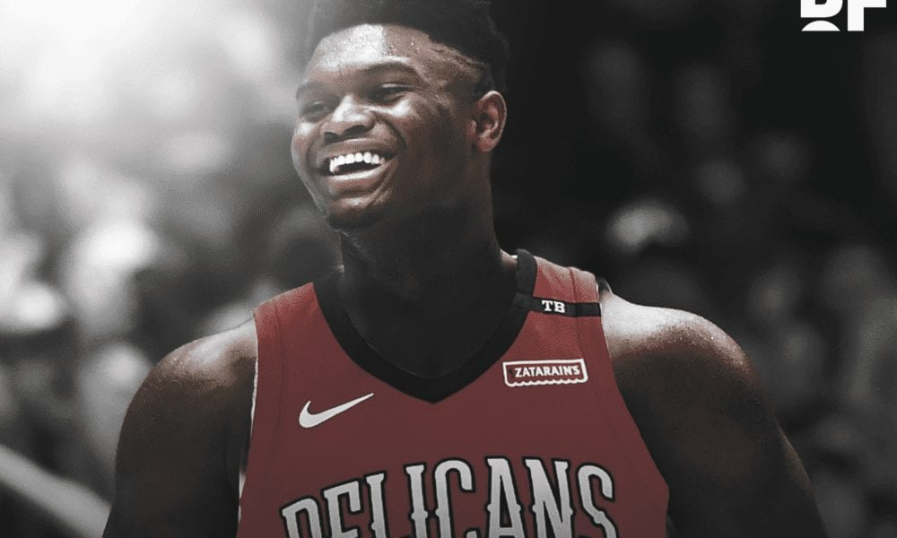 Forget Lonzo. The Pelicans Should Be Trying To Get Zion
