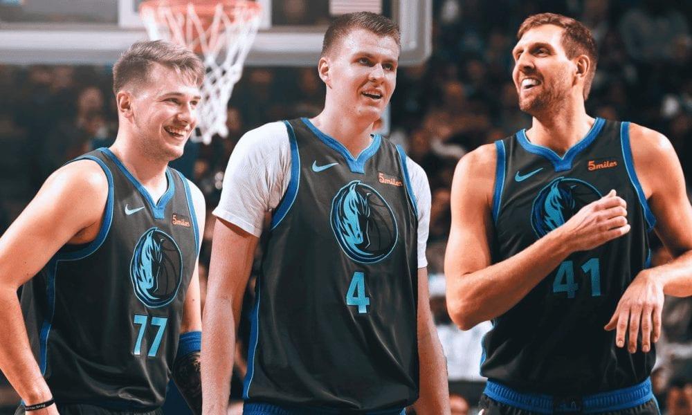NBA Players React To Kristaps Porzingis Trade