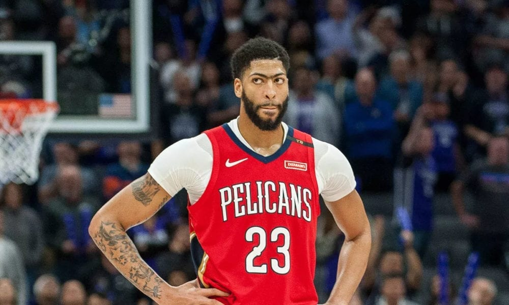 Anthony Davis Open To Signing With A 'Handful' Of Teams – Report