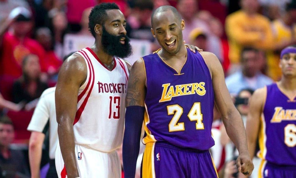 Kobe Bryant on James Harden: What He's Doing 'Is Absolutely Brilliant'
