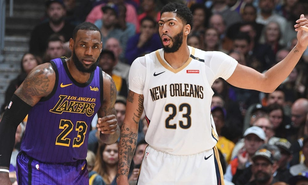 Lakers Struggling To Close Deal For Anthony Davis Amid 'Outrageous' Demands