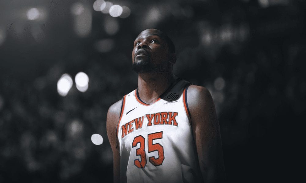 Here Is Every Sign That Kevin Durant Is Going To The Knicks