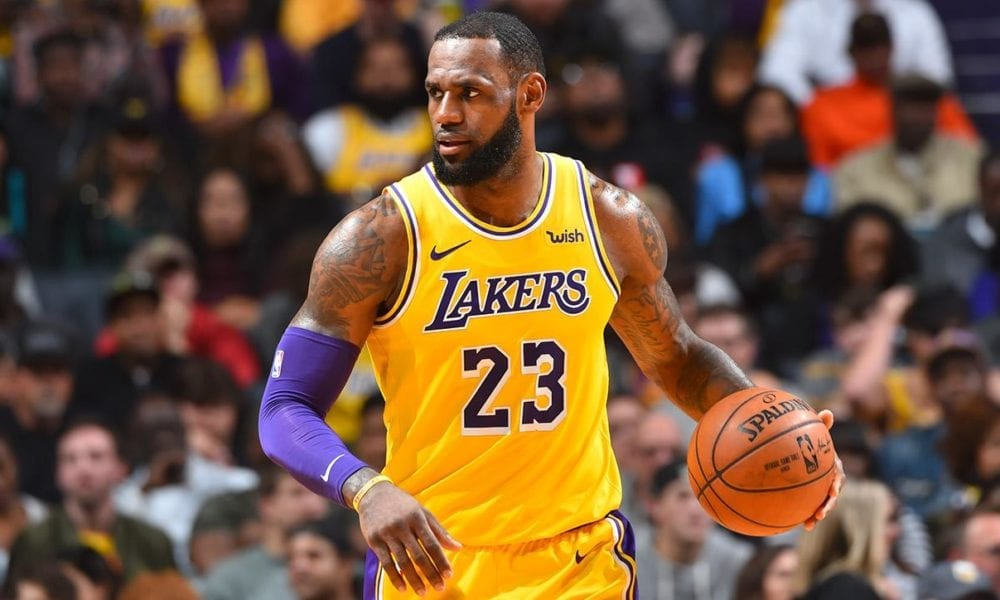 NBA Exec: LeBron James Is 'Throwing People Under The Bus'