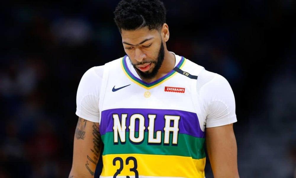 Pelicans Coach Alvin Gentry Calls Anthony Davis Trade Saga 'A Dumpster Fire'