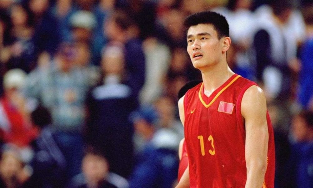 Team USA Had A Massive Bounty For Dunking On Yao Ming At 2000 Olympics