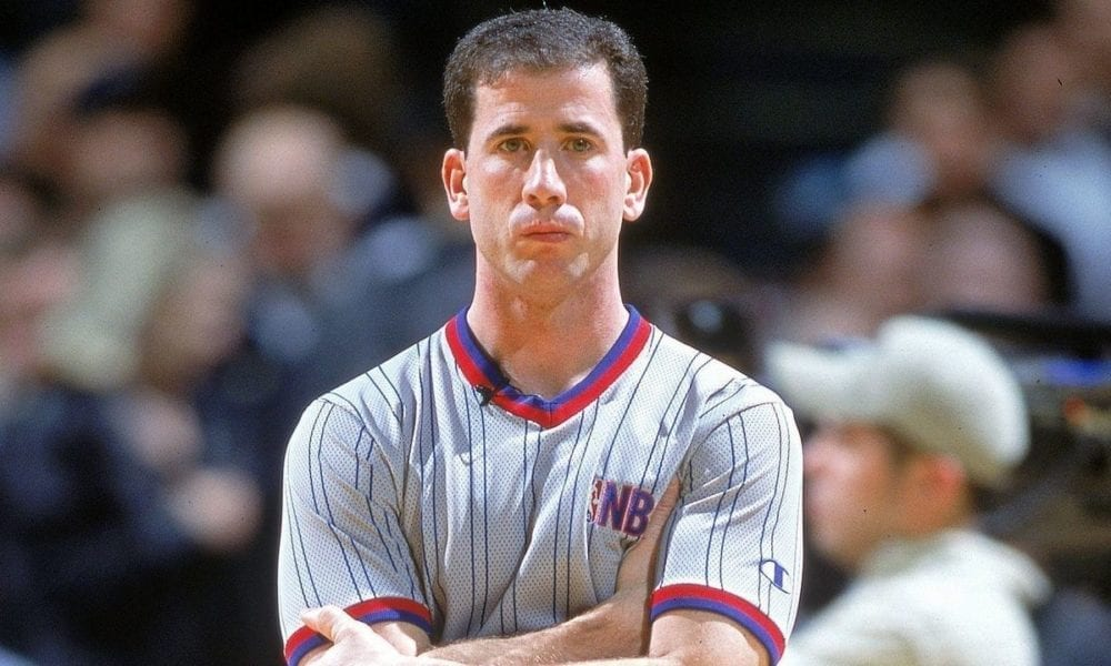 Tim Donaghy match fixing