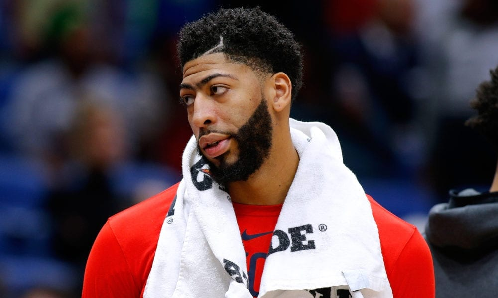 New Pelicans GM Wants NBA To Back Down On Demand That Anthony Davis Has To Play