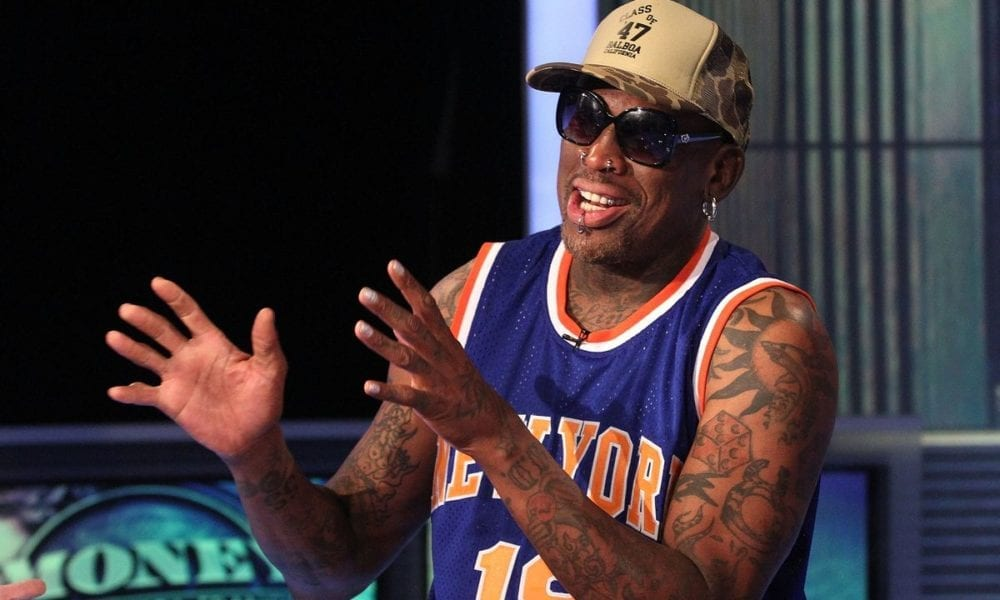 Dennis Rodman Slams Joel Embiid For Denying MJ Is GOAT: 'Shut The F**k Up'