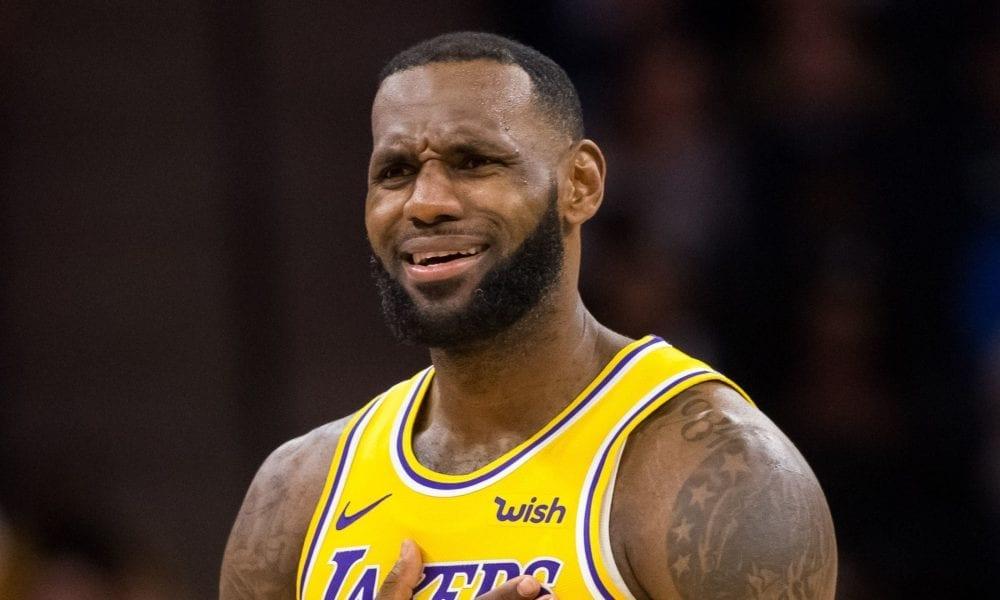 lebron james lakers basketball forever